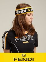 FENDI Casual Style Street Style Accessories