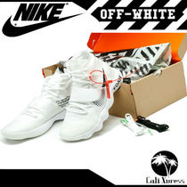 Off-White Street Style Collaboration Plain Sneakers