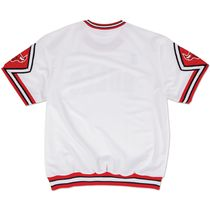 Mitchell&Ness More T-Shirts Unisex Street Style Short Sleeves Logos on the Sleeves Logo 4