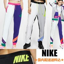 Nike Casual Style Blended Fabrics Cotton Long Pants