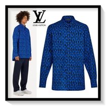 Louis Vuitton Monogram Cotton Shirts