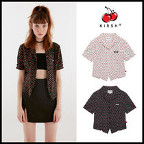 KIRSH Casual Style Unisex Street Style Shirts & Blouses