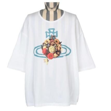 Vivienne Westwood More T-Shirts Unisex Cotton Short Sleeves T-Shirts 2