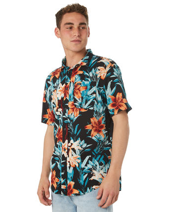 RVCA Shirts Short Sleeves Shirts 3