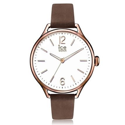 ICE WATCH Casual Style Unisex Quartz Watches Analog Watches