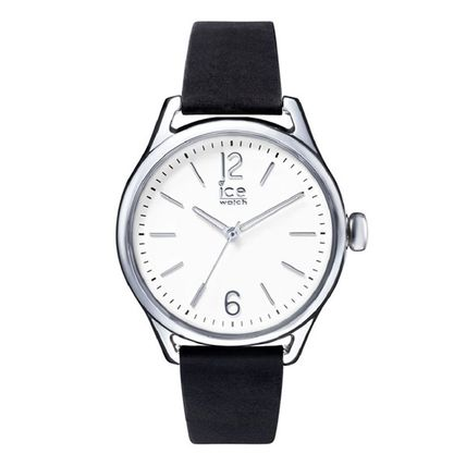 ICE WATCH Casual Style Unisex Round Quartz Watches Analog Watches