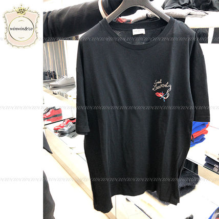Saint Laurent More T-Shirts T-Shirts 3