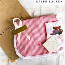 Ralph Lauren Baby Girl Bibs & Burp Cloths