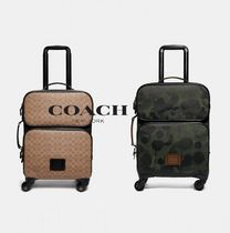 Coach Unisex 3-5 Days Carry-on Luggage & Travel Bags