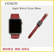 Coach Leather Office Style Watches