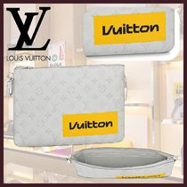 Louis Vuitton MONOGRAM Zipped Pouch Gm