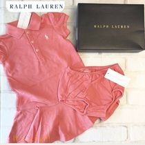 Ralph Lauren Baby Girl Dresses & Rompers
