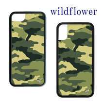 Wildflower Camouflage Smart Phone Cases