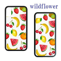 Wildflower Tropical Patterns Smart Phone Cases