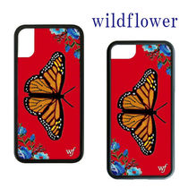 Wildflower Other Animal Patterns Smart Phone Cases