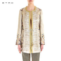 ETRO Medium Elegant Style Jackets