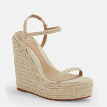 Missguided Casual Style Plain Platform & Wedge Sandals