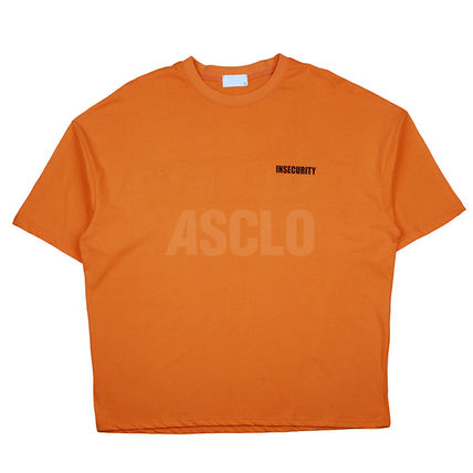 ASCLO More T-Shirts Street Style U-Neck Short Sleeves T-Shirts 12