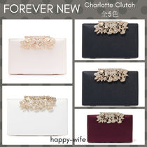FOREVER NEW 2WAY Party Style With Jewels Clutches