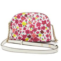 kate spade new york Flower Patterns Casual Style Shoulder Bags