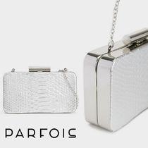 PARFOIS Chain Party Style Python Party Bags