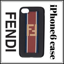 FENDI FOREVER Leather Smart Phone Cases