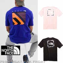 THE NORTH FACE 92 RAGE Crew Neck Street Style Plain Cotton Short Sleeves