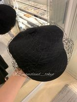 Christian Dior Beret & Huting