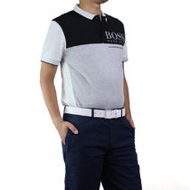 Hugo Boss Button-down Short Sleeves Polos