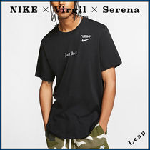 Nike Street Style Collaboration Plain T-Shirts