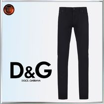 Dolce & Gabbana Denim Plain Skinny Fit Jeans & Denim