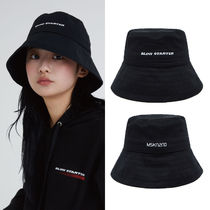 MSKN2ND Unisex Street Style Bucket Hats Keychains & Bag Charms
