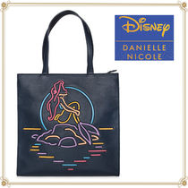 Disney Casual Style Collaboration A4 Totes