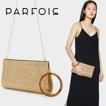 PARFOIS 2WAY Chain Plain Party Style Party Bags