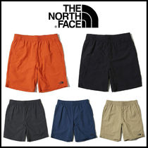THE NORTH FACE Street Style Plain Khaki Shorts