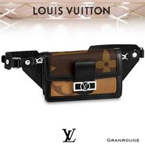 Louis Vuitton BUMBAG Monogram Canvas Blended Fabrics Party Style Bags