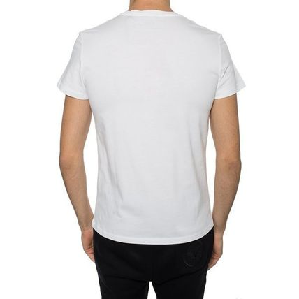 BALMAIN Crew Neck Crew Neck Short Sleeves Crew Neck T-Shirts 3
