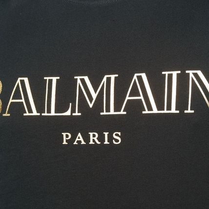 BALMAIN Crew Neck Crew Neck Short Sleeves Crew Neck T-Shirts 14