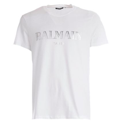BALMAIN Crew Neck Crew Neck Short Sleeves Crew Neck T-Shirts 15