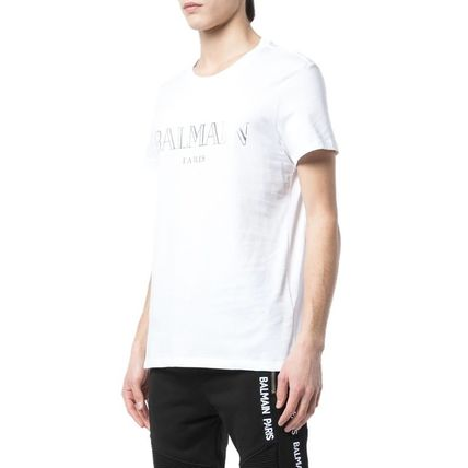 BALMAIN Crew Neck Crew Neck Short Sleeves Crew Neck T-Shirts 17