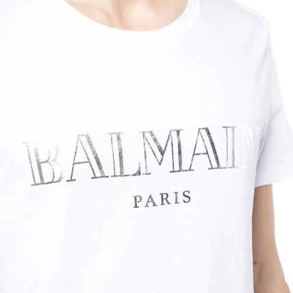 BALMAIN Crew Neck Crew Neck Short Sleeves Crew Neck T-Shirts 19