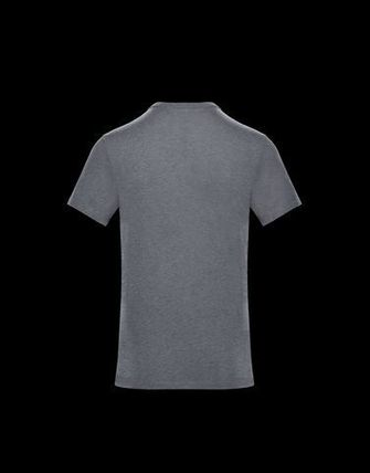 MONCLER Crew Neck Crew Neck Cotton Short Sleeves Crew Neck T-Shirts 7