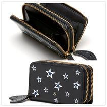 bell&fox Star Leather Home Party Ideas Coin Purses