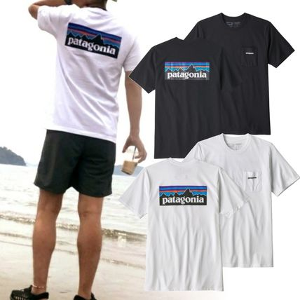 Patagonia Crew Neck Crew Neck Short Sleeves Crew Neck T-Shirts