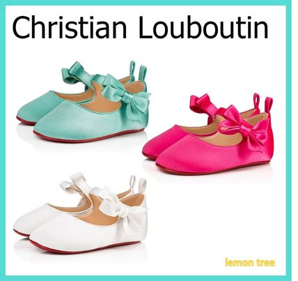new style great prices timeless design Christian Louboutin 2019-20AW Baby Girl Shoes by lemontree28 - BUYMA