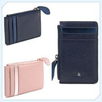 bell&fox Plain Leather Card Holders
