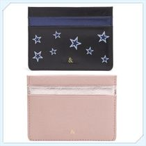 bell&fox Star Leather Card Holders