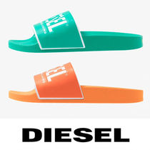 DIESEL Shower Shoes Shower Sandals