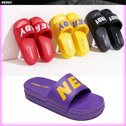Casual Style Unisex Shoes