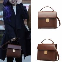 COURONNE Leather Shoulder Bags